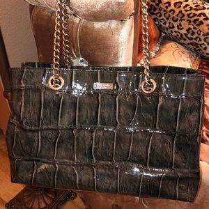 Kate Spade Handbag/Purse Gray😍